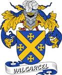 Valcarcel Family Crest / Valcarcel Coat of Arms