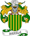 Varela Family Crest / Varela Coat of Arms
