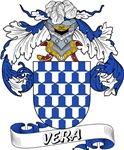 Vera Family Crest / Vera Coat of Arms