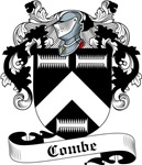 Combe Family Crest, Coat of Arms
