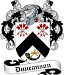 Duncanson Family Crest, Coat of Arms