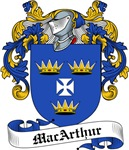 MacArthur Family Crest, Coat of Arms