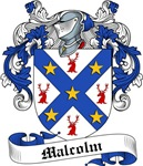 Malcolm Family Crest, Coat of Arms