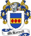 McKerrell Family Crest, Coat of Arms
