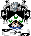 McNab Family Crest, Coat of Arms