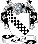 Menteith Family Crest, Coat of Arms