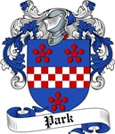Park Family Crest, Coat of Arms