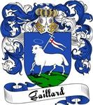Gaillard Family Crest, Coat of Arms