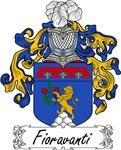 Fioravanti Family Crest, Coat of Arms