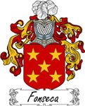 Fonseca Family Crest, Coat of Arms