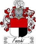 Foschi Family Crest, Coat of Arms
