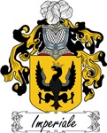 Imperiale Family Crest, Coat of Arms