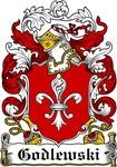 Godlewski Family Crest, Coat of Arms