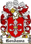 Gozdawa Family Crest, Coat of Arms