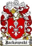 Jackowski Family Crest, Coat of Arms