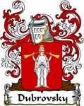 Dubrovsky Family Crest, Coat of Arms