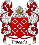 Taboada Family Crest, Coat of Arms