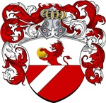 Backer Family Crest, Coat of Arms