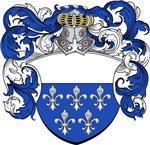 Holl Family Crest, Coat of Arms