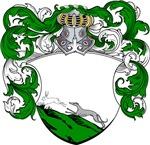 Jager Family Crest, Coat of Arms