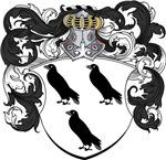 Luyten Family Crest, Coat of Arms