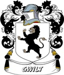 Gwilt Coat of Arms, Family Crest