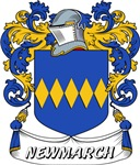 Newmarch Coat of Arms, Family Crest