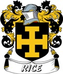 Rice Coat of Arms, Family Crest