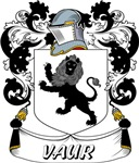Vaur Coat of Arms, Family Crest