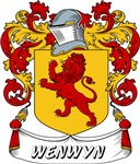 Wenwyn Coat of Arms, Family Crest