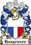 Haagensen Coat of Arms, Family Crest