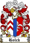 Holck Coat of Arms, Family Crest