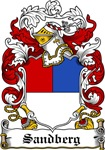 Sandberg Coat of Arms, Family Crest