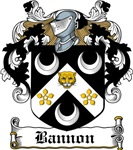 Bannon Coat of Arms, Family Crest