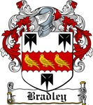 Bradley Coat of Arms, Family Crest