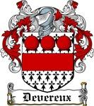 Devereux Coat of Arms, Family Crest