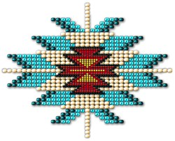 Native Seed Bead Designs