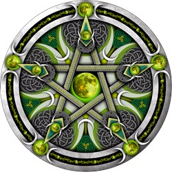Pentacle of the Green Moon