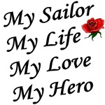 My Sailor Life Love Hero