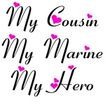 My Cousin My Marine My Hero