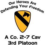 ACO 2/7 CAV 3rd Platoon