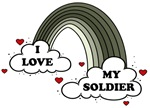 I love my Soldier, Airman, Marine or Sailor