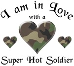 I am in Love with a Super Hot Soldier