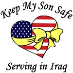 Keep My Son Safe - Serving in Iraq
