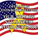 OEF - Our troops still need your support