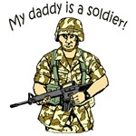 My Daddy is a soldier!