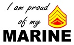 Proud of my Marine - Staff Sergeant E6