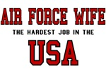 Military Wife - The hardest job in the USA