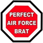 Perfect Air Force Brat