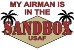 Sandbox US Air Force Military